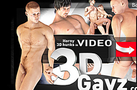 3d Gays in Hardcore Porn